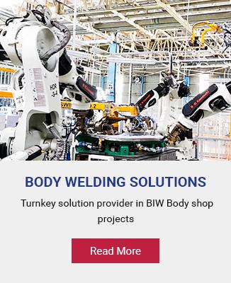 Body Welding Solutions